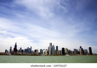 The City Of Chicago, Illinois, USA
