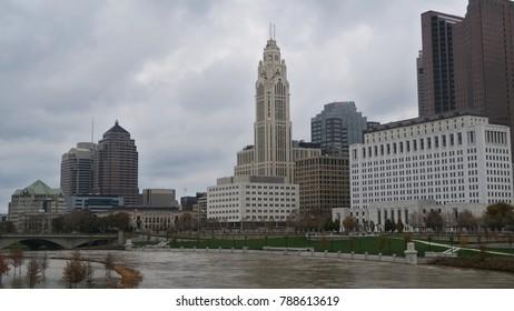 City of Columbus, Ohio, USA
