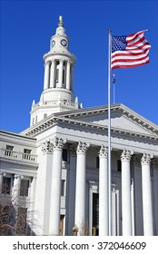 City and County Building, near State Capitol, Denver, Colorado