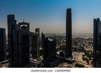 the city of Dubai is a vibrant new city springing up in the desert over the past 40 years