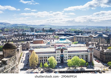 City of Edinburgh (Scotland)