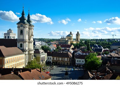 city of Eger