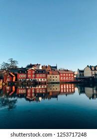 City of Eskilstuna, Sweden.