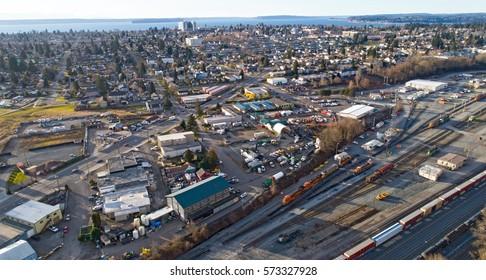City of Everett Washington United States of America