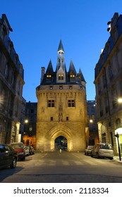 City Gate from Bordeaux, France