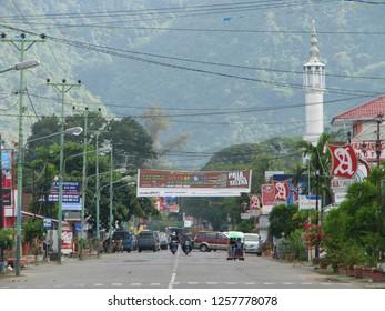 city gorontalo indonesia asia celebes