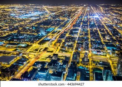 City Grid Chicago