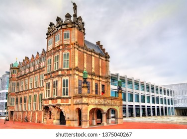 City hall of Arnhem in the Netherlands