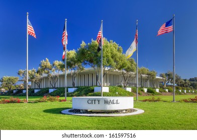 City Hall Building in the United States