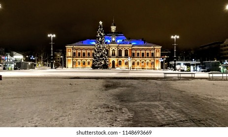 City Hall in Finland in Kuopio