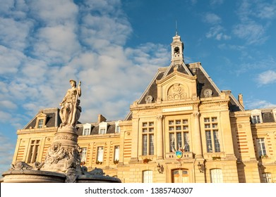 City Hall (Hotel de ville) of Evreux, the capital of the department of Eure, Normandy region of France