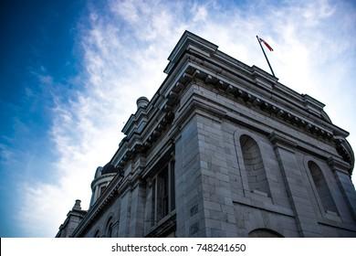 City hall of Kingston Ontario, Canada