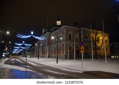 City hall of Kuopio Finland