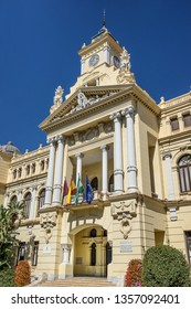 City Hall in Malaga