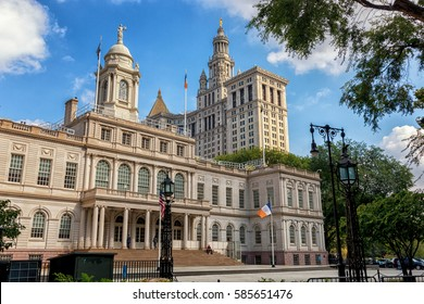 City Hall of NY