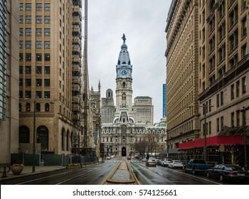 City Hall - Philadelphia, Pennsylvania, USA