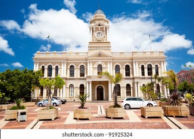 city hall of Port Elizabeth, South Africa