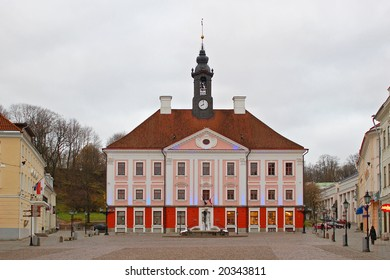 City Hall, Tartu, Estonia