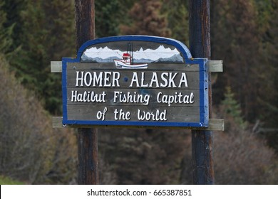 city of Homer,  alaska