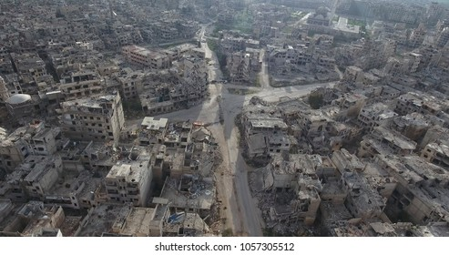 the city of Homs in Syria
