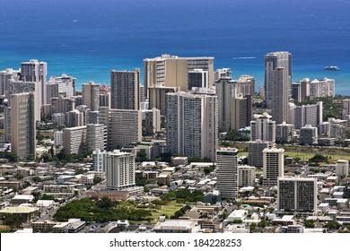 City of Honolulu, Hawaii