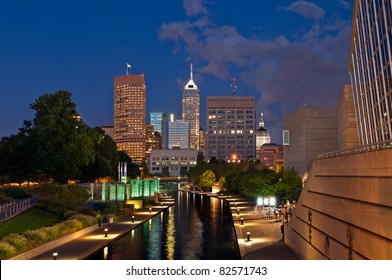 City of Indianapolis.
