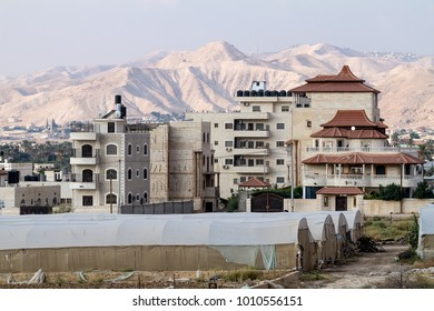 City of Jericho in Israel