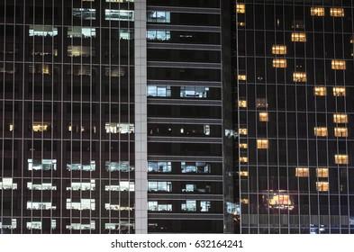 City Landscap in the night