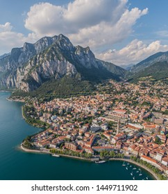 City of Lecco, Lombardy, Italy