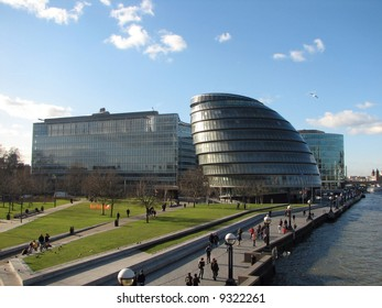 City of London, the City Hall
