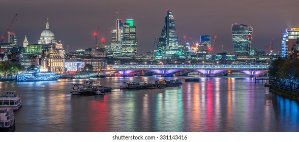 City of London one of the leading centres of global finance