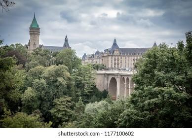 City Luxemburg, Benelux