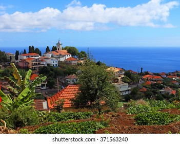 The city of Madeira