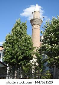 City of Malatya Turkey Mosque and houses