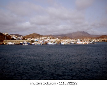 City of Mindelo, in Cabo Verde