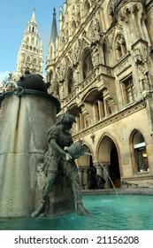 City of Munich, Germany