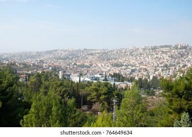 City of Nazareth, Israel