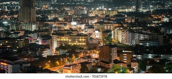City Night scape