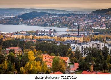 city of ostersund