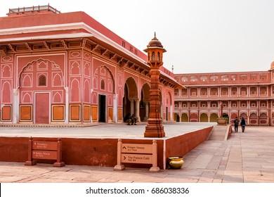 City Palace, Jaipur, India