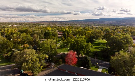 City Park Aerial View