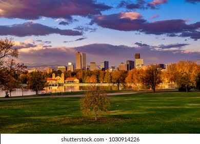 City Park in Denver, Colorado
