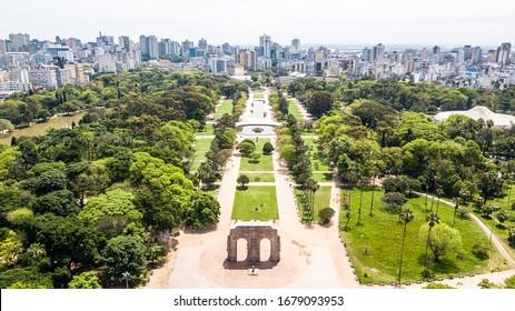 City of Porto Alegre capital of Rio Grande do Sul, Brazil