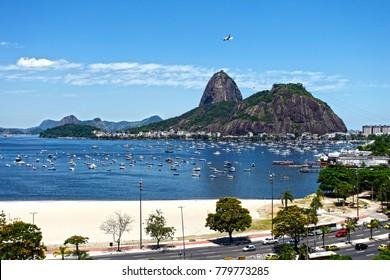 City of rio de janeiro, main tourist point of Brazil