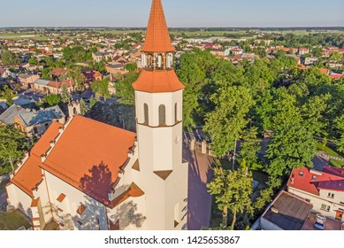 City of Rzgow, Poland. Lodz region.