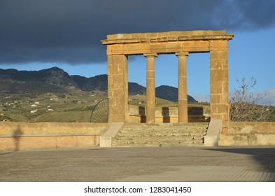 City of Sambuca, Sicily