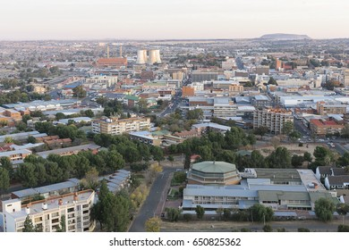City Scape, Bloemfontein, South Africa