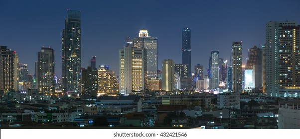City scape of Building at night,City scape image,Night City scape