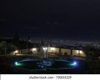 City scape view