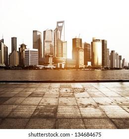 City Square at shanghai,china